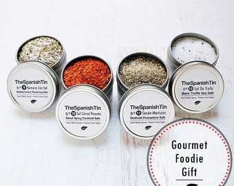 Father's Day Gift for the Gourmet Dad, Foodie Gift for Him Husband, Food Kit