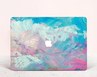 Oil Painting print Macbook air 13 inch Case abstract Macbook 12 Hard case Art macbook pro case 13 oil paint macbook A1402 paint Plastic case