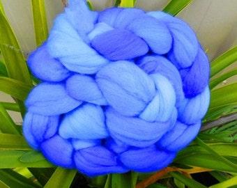 CC16/121 Handdyed Merino Wool Tops