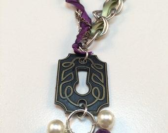 Steampunk Vintage Necklace