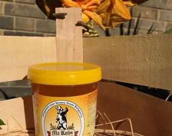 Raw Organic honey from Bulgaria