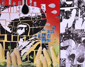Bindi Zapata, psychedelic pop art
