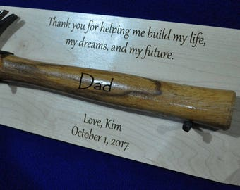 Father Of The Bride Gift ~ Gift For Dad ~ Stepfather Gift ~ Gift For Dad From Daughter ~ Wedding Gift For Dad ~ Wedding Gift For Grandpa ~