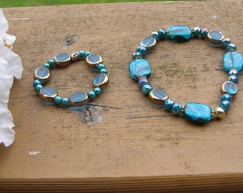 Mother & Baby matching Bracelets