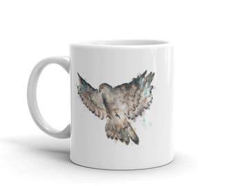 Hawk II Mug