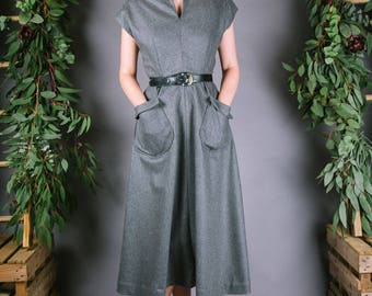 The Grace A- Line Dress