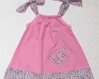 dress child was evolving pure cotton 4/5 years