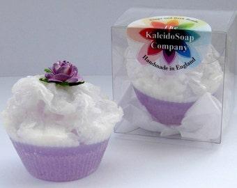Wedding Party Favour Mini Soap Fancies Lavender Cupcake