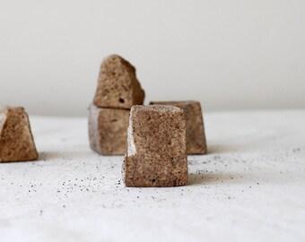 Espresso Coffee Marshmallows, 1 dozen gourmet marshmallows