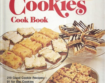 Better Homes and Gardens: Home Made Cookies Cook Book (Hardcover)