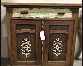 1960's Decorative Cabinet