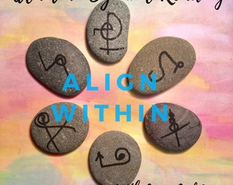 Atlantian Symbol Reading with Gwen the Oracle - 6 symbols