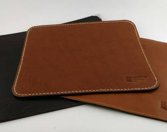 Pattern: Leather mousepad (three variations)