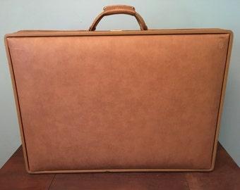 Vintage Hartmann Luggage Suitcase