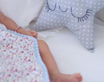 Children's room furniture Star pillow