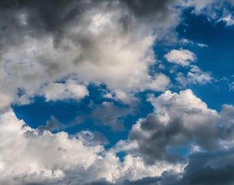 Landscape , Fine Art Photography, Nature Photography, Print, Wall Art, Mornings, Clouds, Imaginary landscape