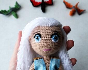 Daenerys Targarien doll