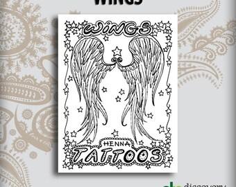 Wings Design Book