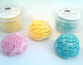 Bubbly Bath Scoops Handmade Artisan Bubble Bath Relax