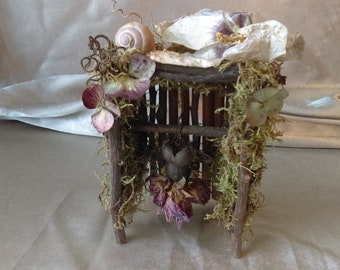 Faerie,Fairy,Fae Mary's Miniature Closet/Furniture