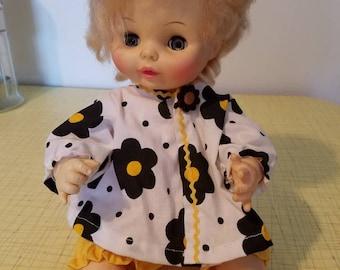 Vintage 1974 Horsman doll