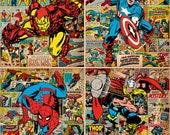 Marvel Comics Stone Coast...
