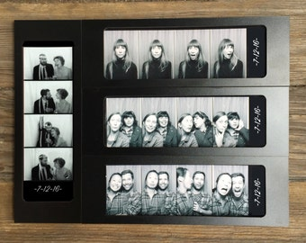 4 pack ANY SIZE Photo Booth Picture frames