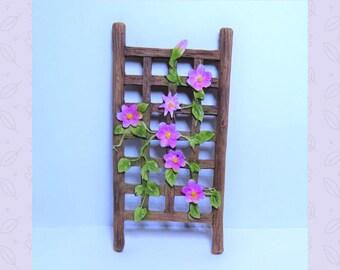 Fairy Trellis | Fairy Garden Flowers | Miniature Garden Trellis | Fairy Garden Accessories | Miniature Trellis