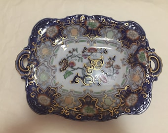 Antique Chinese fine porcelain tray