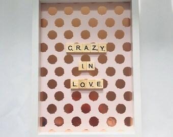 Scrabble Crazy in Love