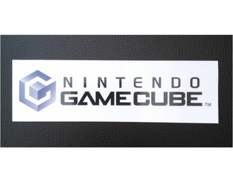 Gamecube Logo Sticker