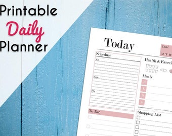2018 weekly printable planner 2018 student agenda student
