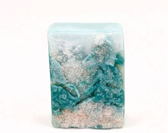 Soap - Purifying Spa Aromatherapy Blend - Breathe Deep, Invigorating, Moisture Balancing, Gift for Her - 5 oz