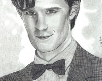 Character portrait: Doctor Who