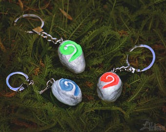 Hearthstone from World of Warcraft Keychain