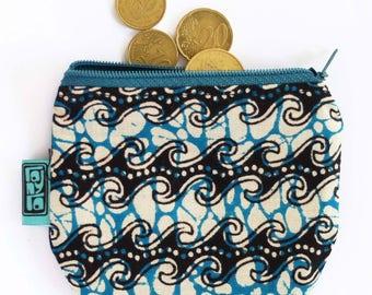 Coin curtain holder