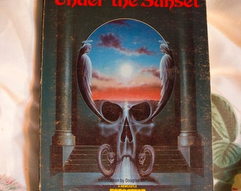 1st Edition Under the Sunset by Bram Stoker (American Edition)