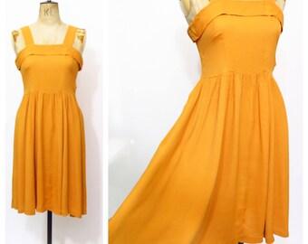RARE!! 1930s Sun Dress