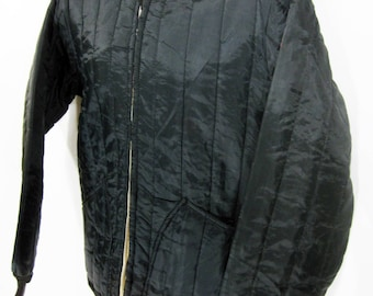 Vintage Davco Quilted Jacket Sz.S 1960's/1970's