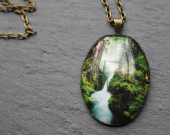 Necklace Waterfall