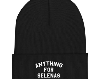 Anything For Selanas Selina Beanie Hat