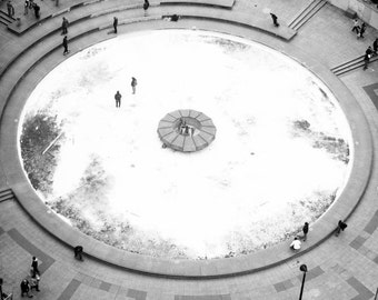 Love Park Arial Photography