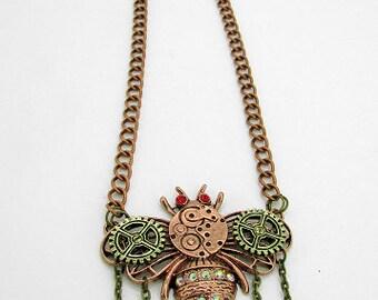 Entomology Necklace