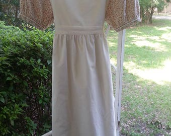 Regency Era Apron - Adult Size