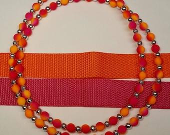 Bright Lights Orange/Pink