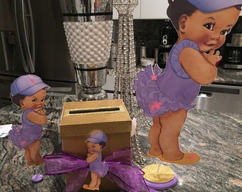 Polo baby girl & cardbox set