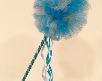 Princess wand, fairy wand - jasmine princess wand- costume wand