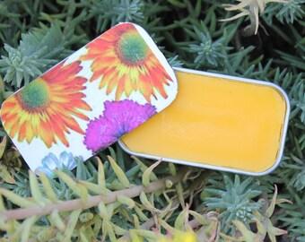 Organic Calendula Balm Calendula Balm Natural calendula balm Vegan calendula balm Calendula treatment balm Antiseptic balm Ayurvedic balm