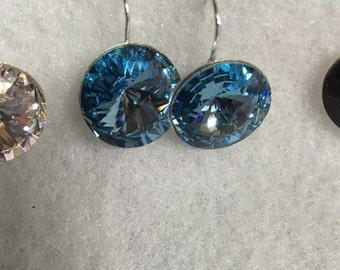 Swavorski Element Earrings