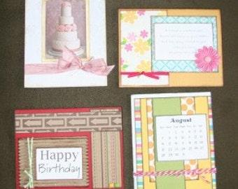July 2011 Handmade Card Kit